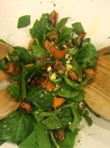 Wintry Salad